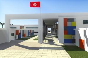 Lycée Hassi Amor Medenine